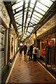 SK7953 : The arcade by Richard Croft