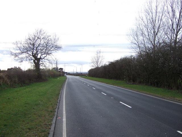 B1264 heading west