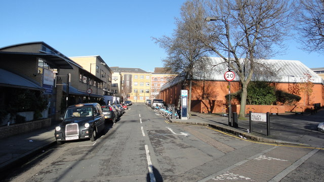 Killick Street, N1
