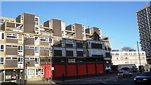 TQ3282 : Shoreditch Fire Station, EC1 by Phillip Perry