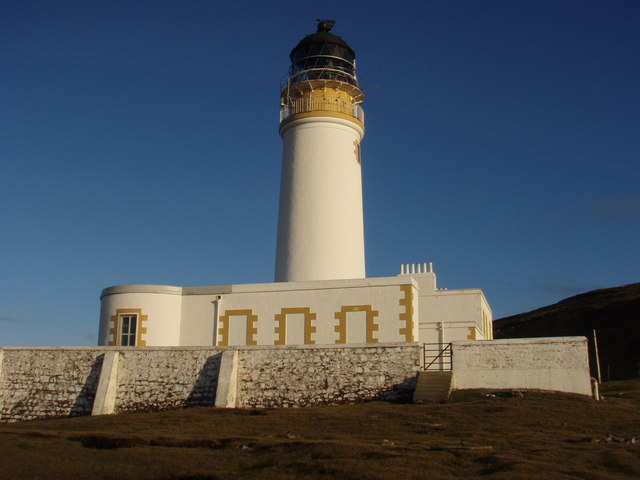 Rubh Re Lighthouse