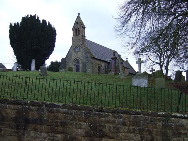 St Oswald's Church, West Rounton