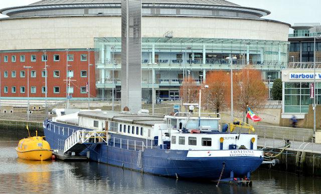 "The ""Confiance"", Belfast (4)"