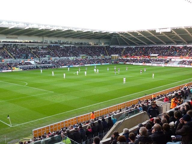 Liberty Stadium, Swansea