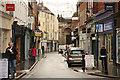 SK7953 : Stodman Street by Richard Croft
