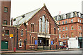 J3373 : Gt Victoria Street Baptist church, Belfast (2013-1) by Albert Bridge