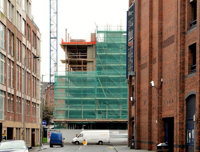 Hotel site, Dublin Road, Belfast (2013-1)