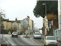 SX9292 : Exeter : Holloway Street by Lewis Clarke