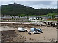 NH8299 : The beach at Golspie by Robin Drayton