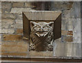 SK8524 : Carved Grotesque, St Bartholomew's church, Sproxton by J.Hannan-Briggs