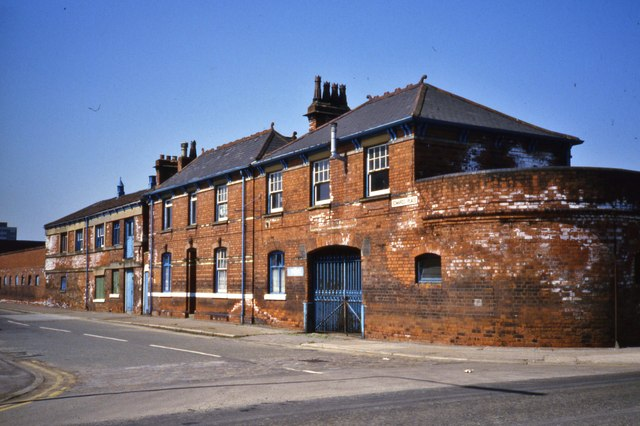 Cattle Market, Edward's Place, Commercial Road, Kingston upon Hull