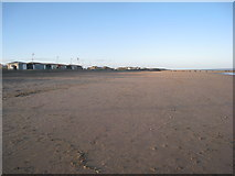 TF5085 : Beach and Promenade, Mablethorpe by Jonathan Thacker