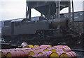 J3476 : Class WT steam locomotive at York Road by The Carlisle Kid