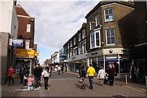 TR3752 : High Street in Deal by Steve Daniels