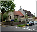 ST5376 : St Bernard's RC church, Shirehampton, Bristol by Jaggery