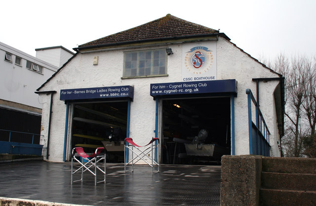 Chiswick:  Cygnet Rowing Club