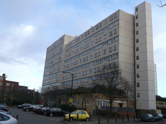 Park Court, Battersea