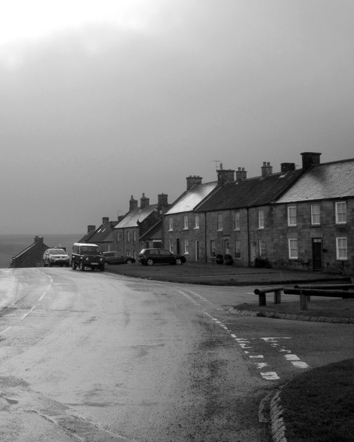 Houses at Egton