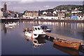 NR8668 : Tarbert Harbour by Stephen McKay