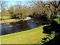 SH7956 : Afon Llugwy, Betws-y-Coed  by Jaggery