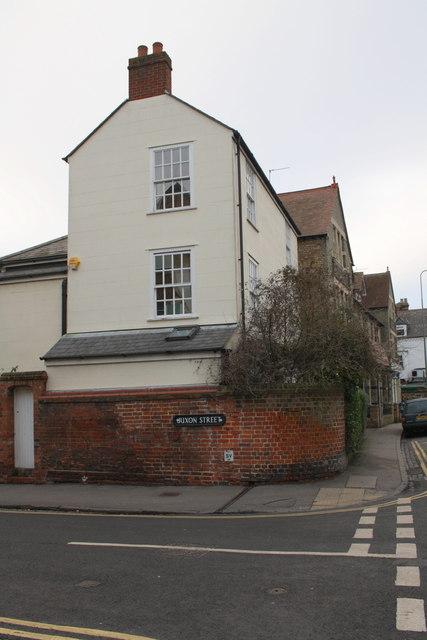 #73 Walton Street at Juxon Street junction