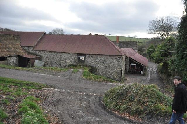 Mid Devon : Doddiscombe Farm