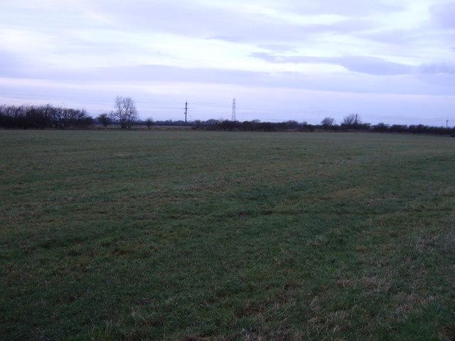 Farmland near Bellmount