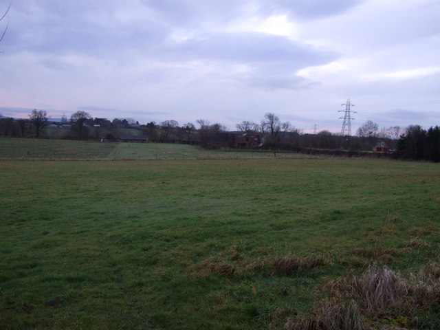 Farmland off Aislaby Road