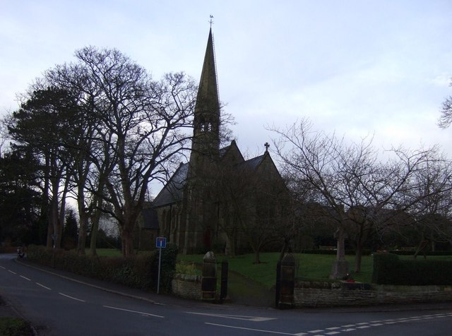 St. Laurence Church, Middleton St.George
