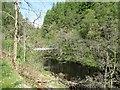 NN9060 : Coronation Bridge, River Tummel by Richard Webb