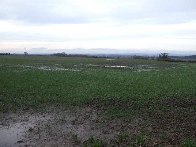 Farmland, Hunger Hill Farm