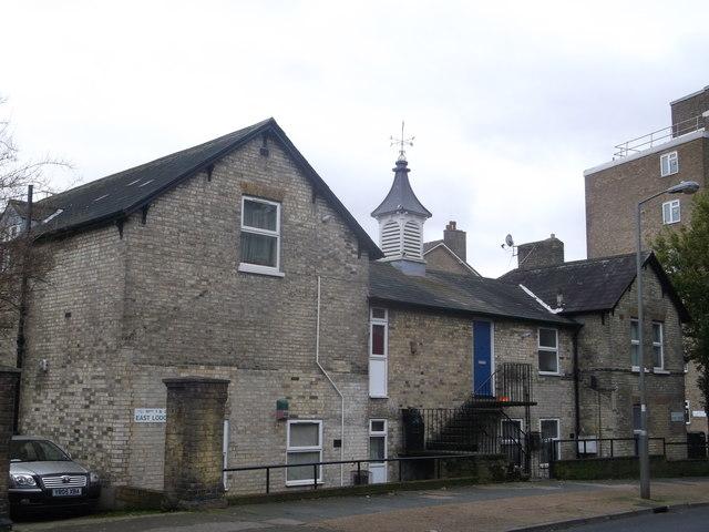 East Lodge, Glen Albyn Estate
