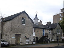 TQ2372 : East Lodge, Glen Albyn Estate by David Anstiss