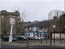 TQ2372 : Jannies, Public House, Wimbledon by David Anstiss