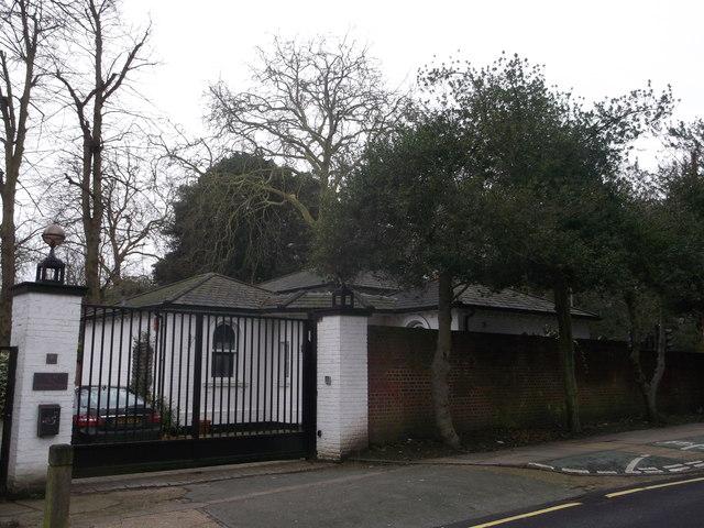 The Chapman Lodge, Wimbledon