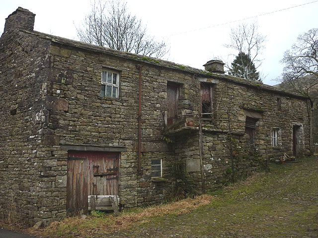 Outbuildings at Stone House, upper Dentdale