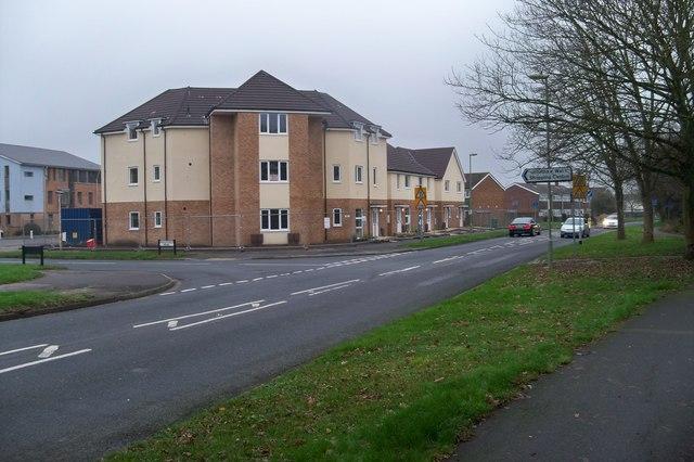 Houses replacing Pub - Fareham