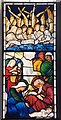 TL5128 : St Peter, Ugley - Stained glass window by John Salmon