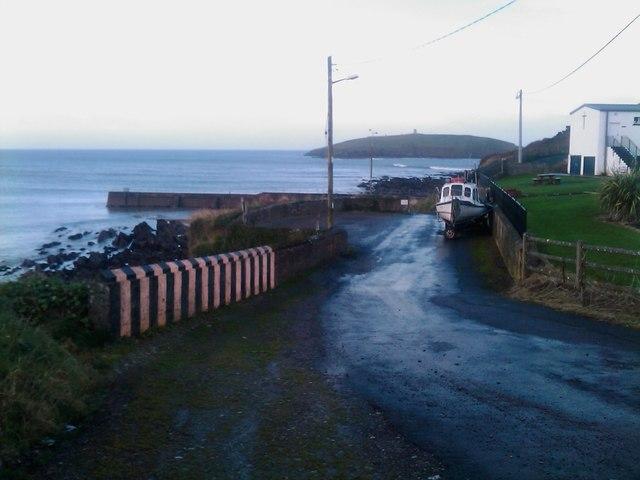 Knockadoon Harbour