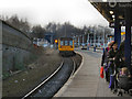 SD5805 : Pacer at Wallgate Station by David Dixon