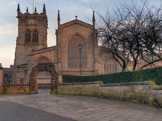 The Parish Church of All Saints, Wigan
