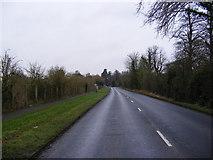 TM3863 : B1121 Main Road, Saxmundham by Geographer