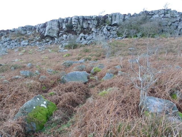 Baines Crag - Littledale