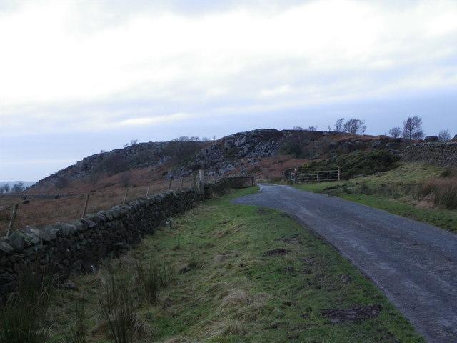 Littledale Road - Baines Crag