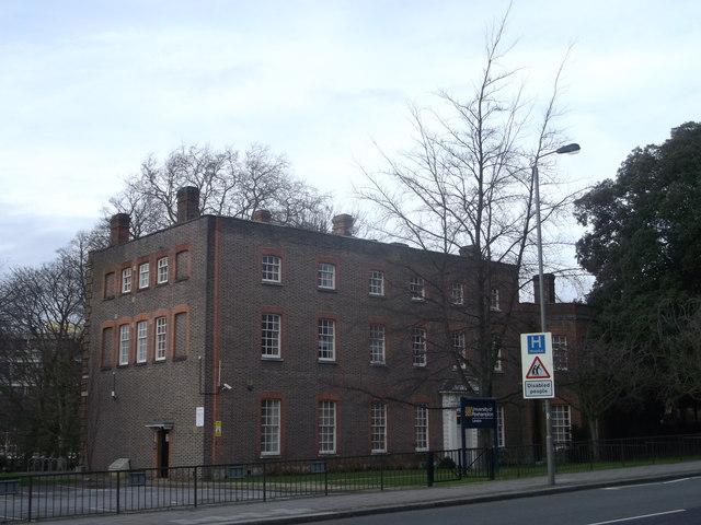 Downshire House, Roehampton