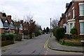 SK5336 : Dovecote Lane by David Lally