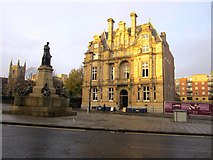 NZ2463 : The Union Rooms pub, Newcastle upon Tyne by Graham Robson
