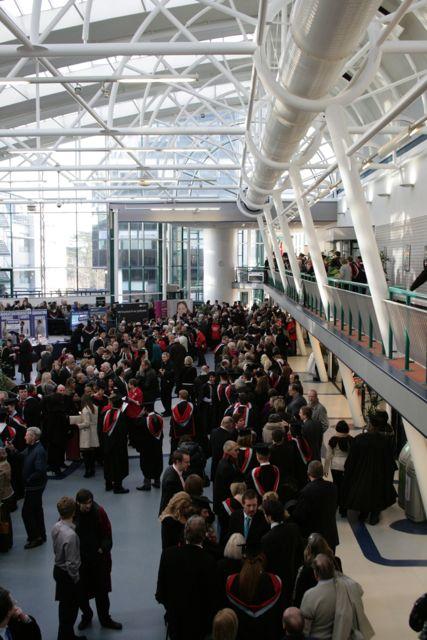 Derby University Atrium