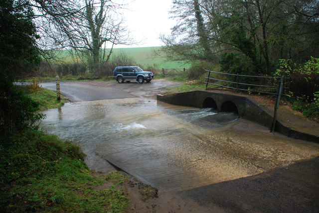 Traitor's Ford, Sibford Gower