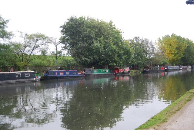 Narrowboats, Lea Navigation